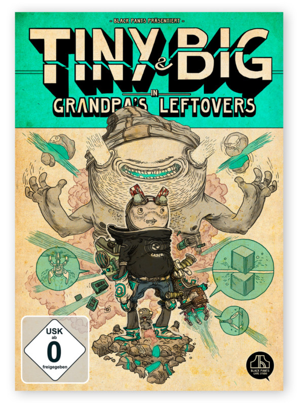 TINY & BIG: GRANDPA'S LEFTOVERS