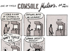 CONSOLEMATERS &#8211; SOUP STRIP<br /><h8>COMIC</h8>