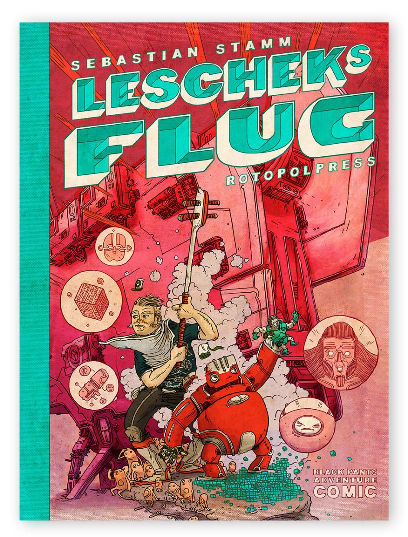 LescheksFlug_Cover_4
