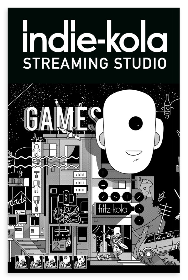 INDIE KOLA STREAMING STUDIO